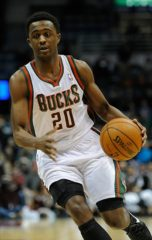 Doron Lamb Milwaukee Bucks